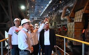 РМК вложила в реконструкцию «Карабашмеди» почти 10 миллиардов рублей