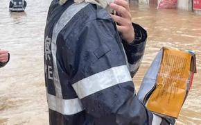 В Китае из-за проливных ливней в зоне бедствия оказались более трех миллионов человек