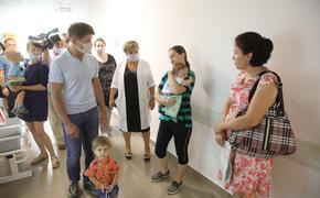Жители Арсеньева в горбольнице попали на приём к губернатору Приморья