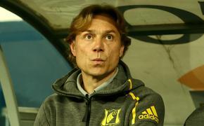 Карпин стал главным тренером сборной России по футболу