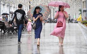 Синоптик Синенков предупредил москвичей о дожде в пятницу