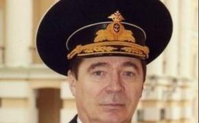 Ушел из жизни известный контр-адмирал Владимир Богдашин
