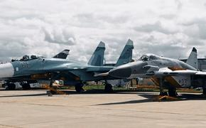 На Украине собираются возобновить строительство Су-27 и МиГ-29