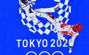 Тхэквондист Артамонов завоевал вторую медаль на Олимпиаде в Токио