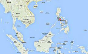 Два землетрясения зафиксировано на Филиппинах поблизости с вулканом Тааль