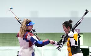 Россиянка Анастасия Галашина завоевала первую медаль на Олимпиаде в Токио