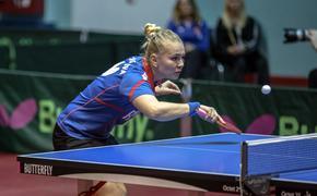 Яна Носкова одержала победу над Притикой Паваде в первом матче турнира по настольному теннису на Олимпиаде в Токио