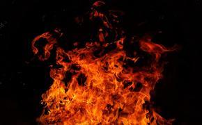 В МЧС РФ сообщили о ликвидации крупного пожара в жилом доме Санкт-Петербурга