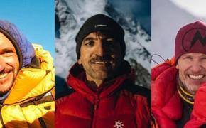При восхождении на К2 погибли три альпиниста