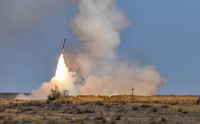 Российские системы «Бук-М2Э» на вооружении Сирии уничтожили ракеты, запущенные израильскими F-16