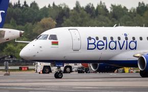 Самолет авиакомпании «Белавиа» благополучно приземлился в Москве