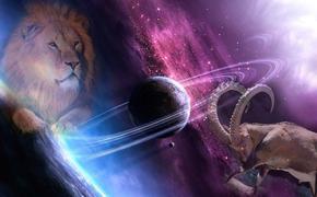 Шут и король: следующая звездная пара противоположностей Огненный Лев – Воздушный Водолей