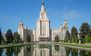 Девятилетняя москвичка Алиса Теплякова сдала вступительные экзамены в МГУ