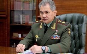 Шойгу заявил, что США ведут «назойливые» переговоры с соседними с Афганистаном странами