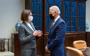 Байден сообщил о встрече в Белом доме со Светланой Тихановской