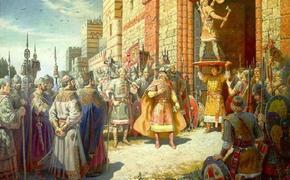 Мятеж Фомы «Славянина», едва не разрушивший Византию