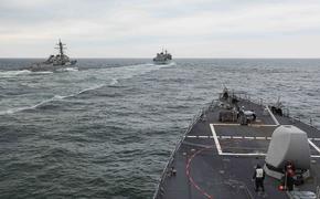 Американский адмирал Роберт Берк: военные России занимаются «устрашением» кораблей НАТО в Черном море