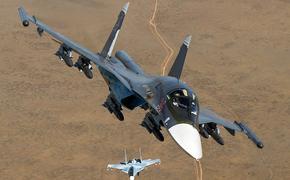 Avia.pro: самолеты ВКС России третьи сутки бомбят протурецких джихадистов на северо-западе Сирии