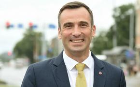 Мэр Риги Мартиньш Стакис позволяет говорить с собой на русском языке