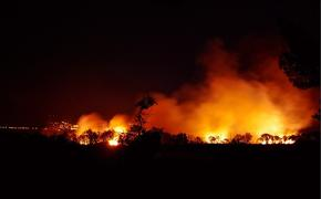 Синоптик Шувалов, комментируя ситуацию с пожарами в Турции, заявил о более позднем наступлении пожароопасного периода