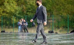 Американист Лозанский: Зеленский попытается втянуть США в конфликт с Россией, который может привести к Третьей мировой