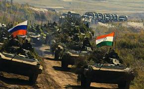 В Волгоградской области стартовали военные учения «Индра-2021»