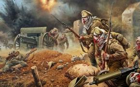 «Атака мертвецов»: как несколько десятков русских солдат отразили нападение семи тысяч немцев