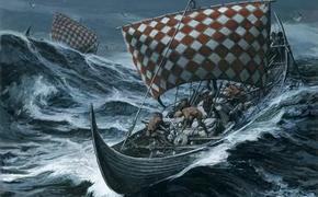 Тайны тевтонских мореходов