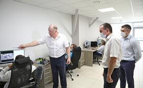 На Кубани обсудили строительство первого в регионе IT-парка