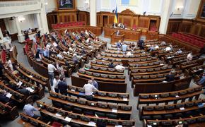 Депутат Рады Волошин заявил, что остановить «СП-2» может только «колоссальный разрыв» США с Германией