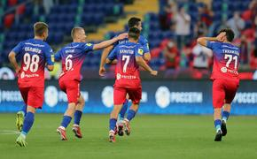 «Ростов» уступил ЦСКА - 1:3