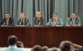 Горбачев крыл членов ГКЧП матом, но на прощание пожал всем руки