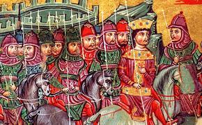 Загадка русских «партий» Византии