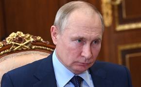 Путин пообещал, что РФ выполнит все обязательства по контракту с Украиной на транзит газа