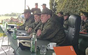 ЗВО оттачивает вопросы снабжения войск и флота в военной обстановке