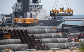 FAZ: немецкие чиновники заявили, что «Газпром» может продать «СП-2» для обхода газовой директивы ЕС
