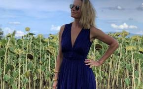 Юлия Высоцкая поделилась летними фотографиями