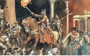 Почему родственные славянам остготы потеряли Рим