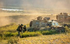 ЦВО готовится к вторжению из Афганистана на большую глубину, вероятно вплоть до Казахстана