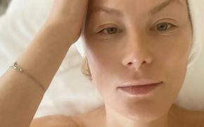 Рената Литвинова показала себя без макияжа