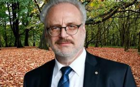 Президент Латвии заявил что экономический кризис преодолен, но не все с этим согласны