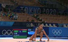 «Прекрасное» из мира художественной гимнастики