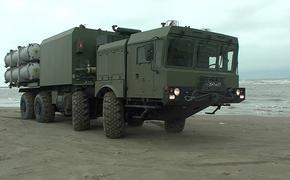 На Камчатке дивизион БПКРК «Бал» выведен на огневые позиции по тревоге, в рамках учений