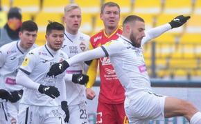 Матч «Арсенал» - ЦСКА закончился боевой ничьей 2:2