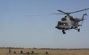 На четырех полигонах ЮВО проходят двусторонние батальонные тактические учения