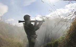 В Южной Осетии БТГ 58-ой армии отразила атаку десанта условного противника