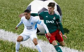 «Локомотив» – «Марсель» сыграли ровно -1:1