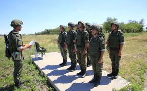 В ЮВО наберут 38 тыс. штыков в боевой армейский резерв