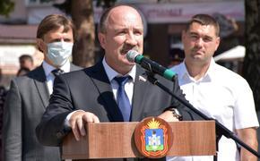 Личный фонтан для тёщи председателя Орловского облсовета