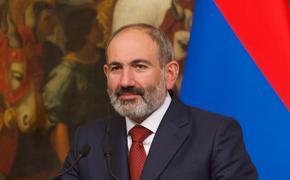 Пашинян заявил, что  Армения высоко оценивает помощь РФ в вопросах демаркации и делимитации границ